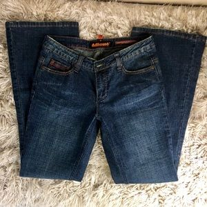 Doll house bum shaping jeans